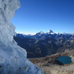 Am Gipfel des Nev. Ishinca 5530m