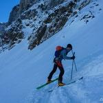 Skitour auf den Tödi. Foto: D. Göldi