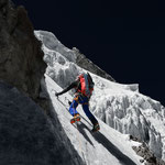 Nev. Rasac Westwand - Cordillera Huayhuash, Peru.