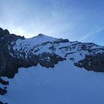 Kleindoldenhorn Westwand