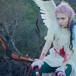 Grimes - Flesh without Blood / Life in the Vivid Dream