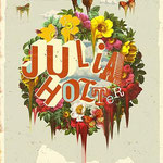 Julia Holter gig poster by Chris Bigalke