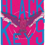 The Black Keys gig poster by PowerHouse Factories