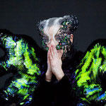 Björk. Photography by Santiago Felipe