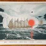 Wilco gig poster by  Matt Pfahlert