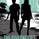 The Raveonettes gig poster by  Gregg Gordon