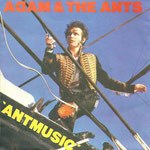Adam  and The Ants - Antmusic (1980)