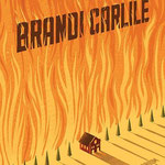 Brandi Carlile gig poster by  Matthew Fleming