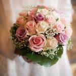 Hochzeitsfotograf aus Luzern - Hochzeitsstrauss