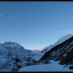 La magnifique vallée d'Aspé s'éveille