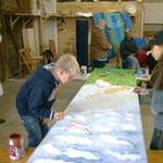 Vorbereitung Projekt Camphill