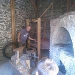 Besuch der Burgruine Liebenfels