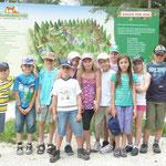 Besuch Walderlebnispark Klopein