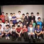 闘コン食堂六号店集合写真
