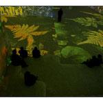 Carrière de lumières des Baux de Provence
