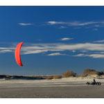 Buggy kite - Sous le vent de Camargue