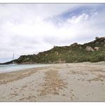 La plage de Roccapina