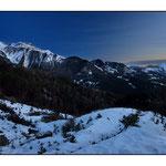 l'Aiguillette et la Montagne de l'Ubac