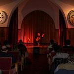 Auditorio del Instituto Balseiro. Bariloche, Argentina.
