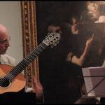 18 de mayo de 2014. Museo Castagnino, Rosario. Concierto con Luis Zanazzo.