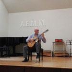 Escuela Municipal de Música. Rosario. Cierre del ciclo de conciertos de la AGR. Diciembre de 2016.