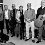 Festival Guitarras del Mundo. 5/10/19. Sede Concordia. Camarín. Auditorio del Palacio Municipal.