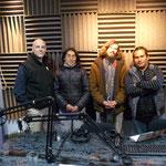 17 de julio de 2014. Cusco, Perú. Con Mariano Coronel en Radio Veritas Rtv.