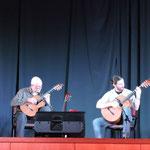 Trío Tallar el aire más Marisa Gallo (músico invitado). Carlos Pellegrini (Santa Fe). 16 de mayo de 2017.