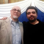 Concierto en la UAP con el maestro César Lefiñanco. Libertador Gral. San Martín, Entre Ríos. 14 de junio de 2017.