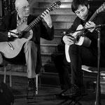 Festival Guitarras del Mundo. 3/10/19. Sede Santa Fe. Dúo con León Collasius, Casa de Gobierno Ciudad de SANTA FE.