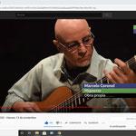 Festival Guitarras de l Mundo. 13.11.2020