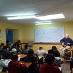 Escuela de Música del Cusco, Perú. 2014