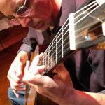 Actuación para la Asociación Guitarrística de Rosario. Presentación del álbum de partituras de compositores rosarinos.