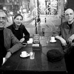 Festival Guitarras del Mundo. 1/10/19. Sede Rosario. Encuentro con Eduardo y Galy Martín.