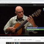 Festival Guitarras del Mundo. 15.11.2020