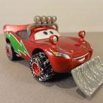 Snowplow Lightning McQueen
