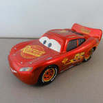 Hudson Hornet Piston Cup Mcqueen (Metalic) - From CARS Character Encyclopedia