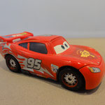 Lightning McQueen Silver - Finish line frenzy