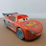 Ice Racer Lightning McQueen