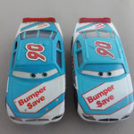 Bumper Save aka Ponchy Wipeout V1 (L) vs V2 (R)