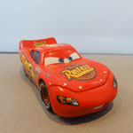 Lightning mcQueen - Aggro expression