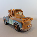 Mater with glow in the dark lamp