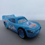 Dinoco McQueen - Lenticular