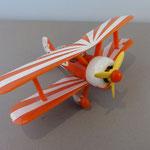 Barney Stormin - plastic wings
