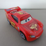 Lightning McQueen Racing Wheels - Thailand variant (V3)