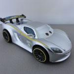 Silver Racers Lewis Hamilton