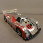 Silver Racers Shu Todoroki
