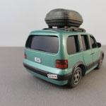 Van with Sticker