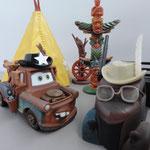 Sheriff Mater & Mad Dog - Custom Broedelet 35