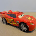 Lightning McQueen Party Wheels